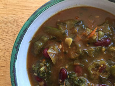 Recipe: Harvest vegetable soup
