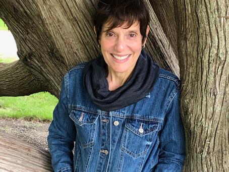 Meet writer Evelyn Sacks