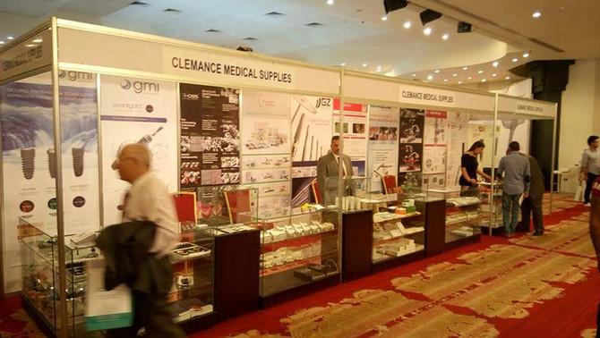 The 25th Jordanian International Dental Conference, Jordan