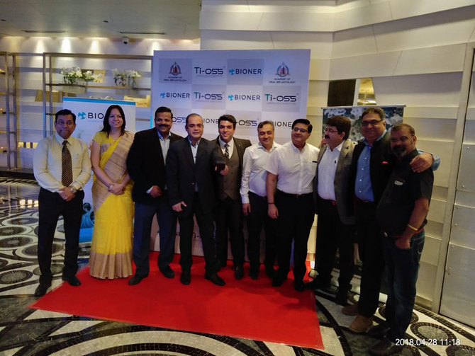 BITE: Bone, Implant, Tissue, Esthetics Day, hosted by the Academy of Oral Implantology, India