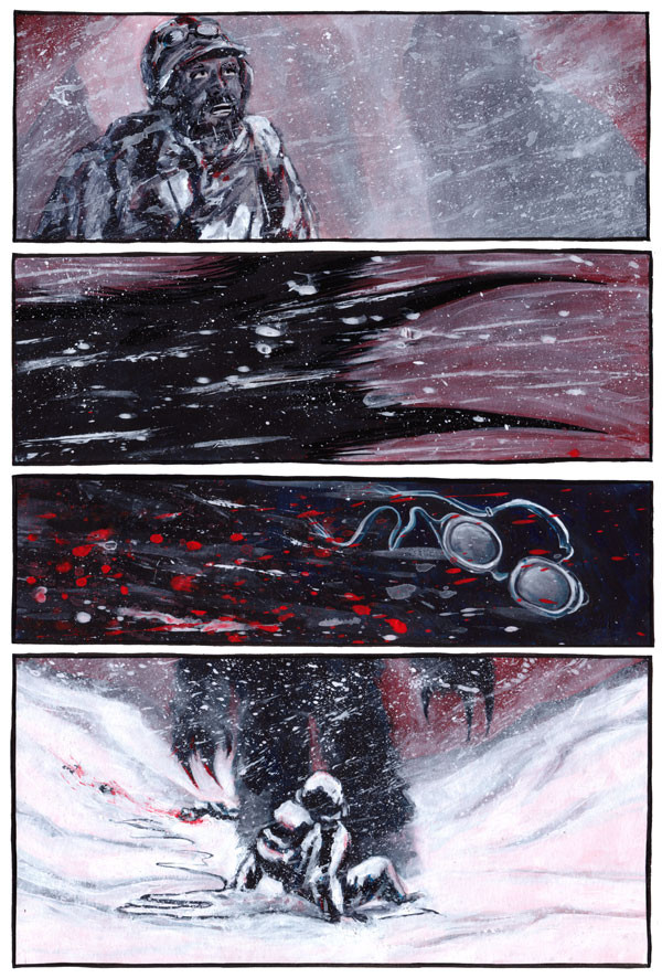 The Yeti, Page 3