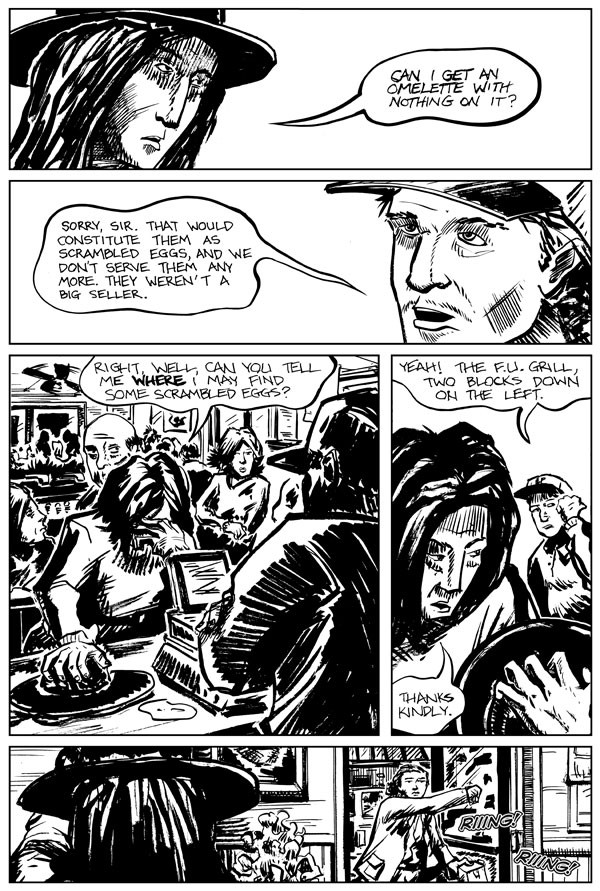 Scrambled Eggs, Page 2