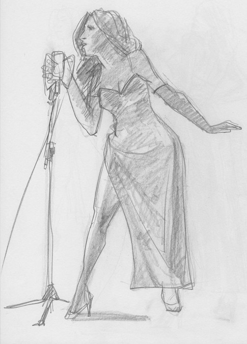 Dr. Sketchys at the Soundry #1