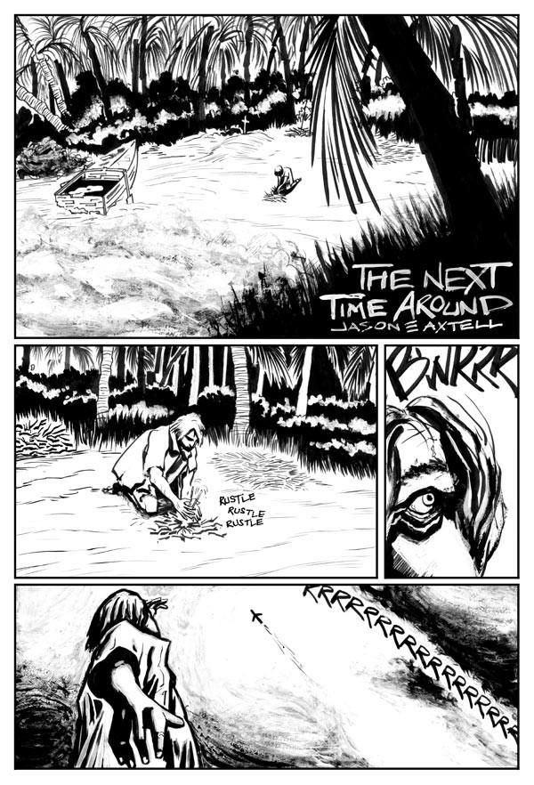 The Next Time Around, Page 1