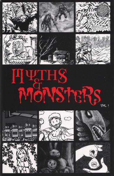Myths & Monsters, Volume 1
