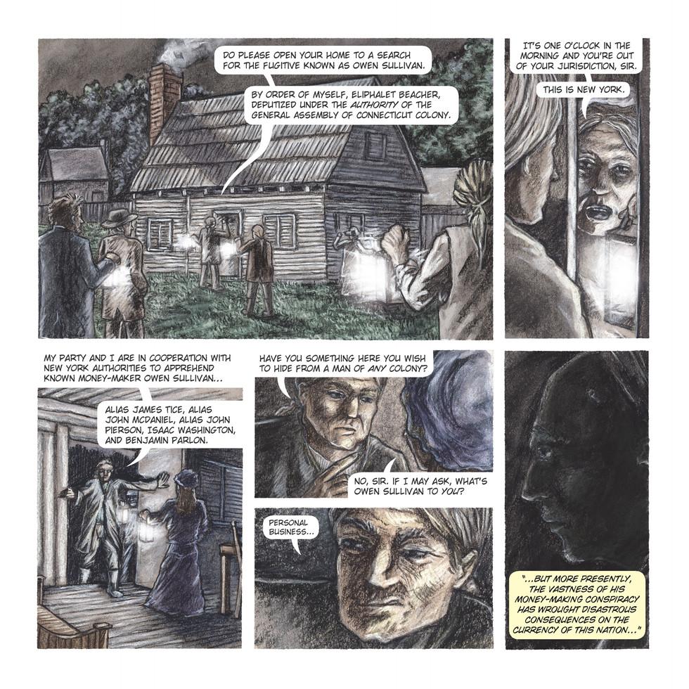 The Apprehension of Owen Sullivan, Page 2