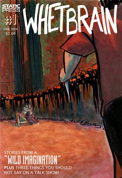 Whetbrain: Wild Imagination
