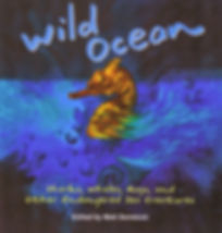 """Wild Ocean,"" 2012. Written by Matt Dembicki. Inks by Matt Dembicki. Published by Fulcrum Publishing."