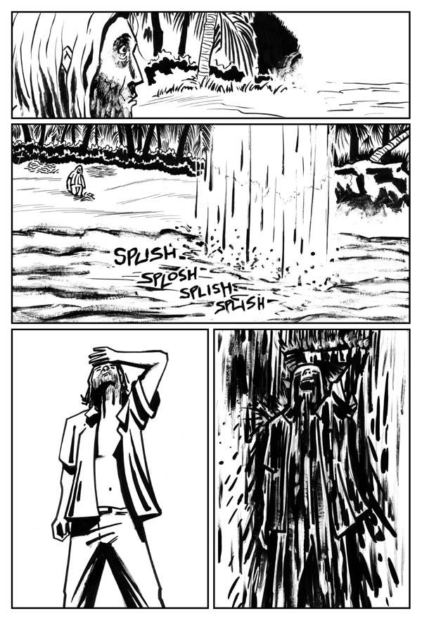 The Next Time Around, Page 3