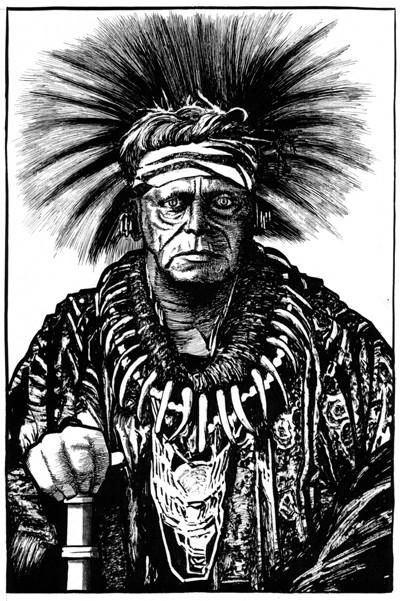 Keokuk Sauk Chief