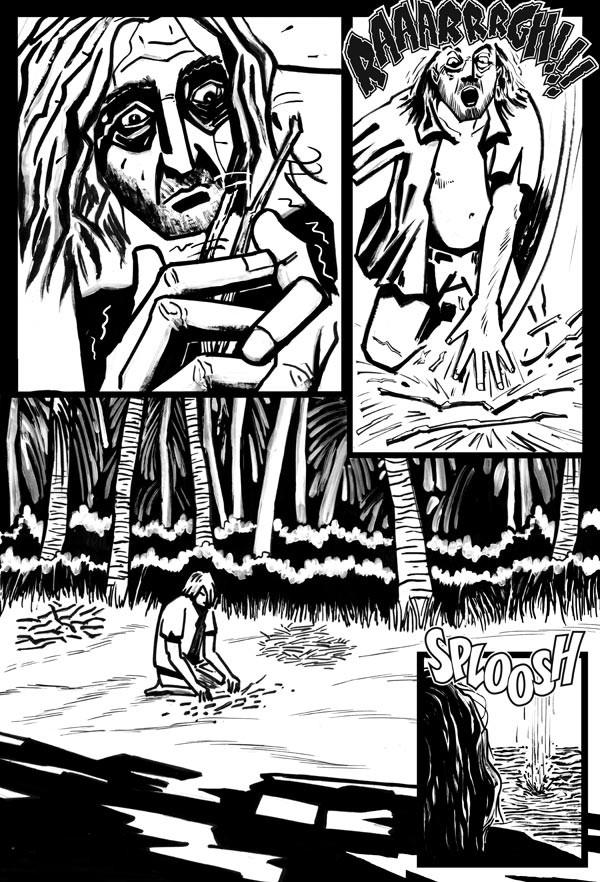 The Next Time Around, Page 2