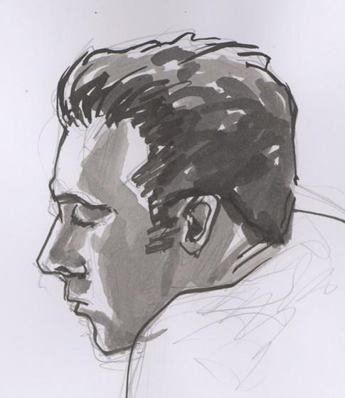 Figure #345, Detail