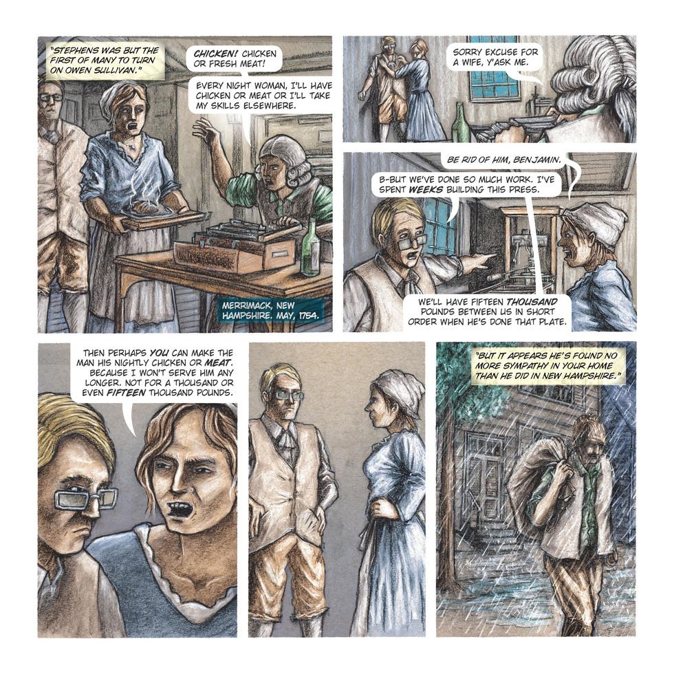 The Apprehension of Owen Sullivan, Page 6