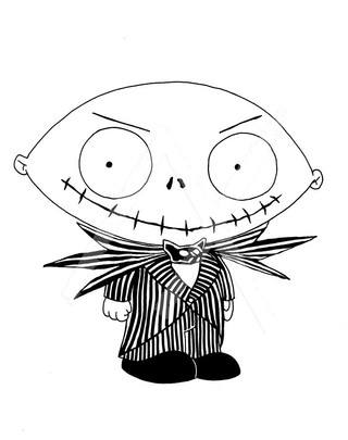 Stewie Skellington