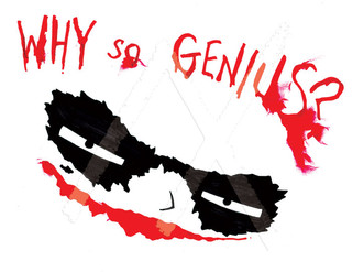 Why So Genius? (Stewie Joker)