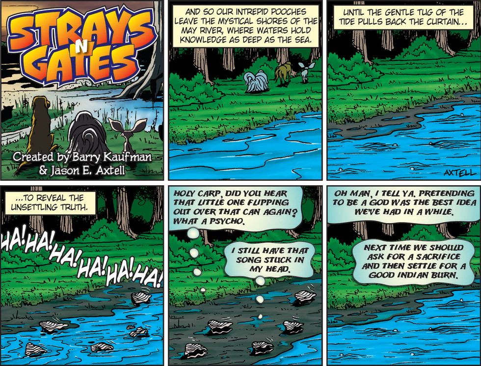 Strays 'n Gates