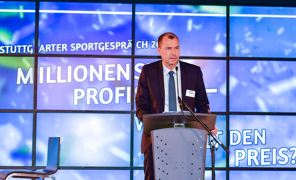 Stuttgarter Sportgespräch 2018