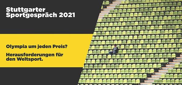 Stuttgarter Sportgespräch 2021