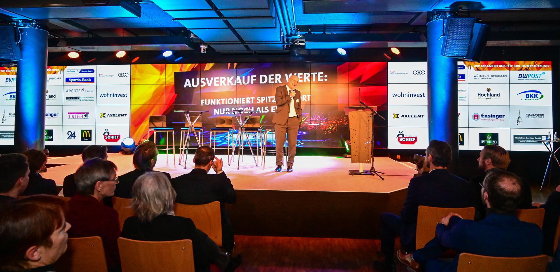 Stuttgarter Sportgespräch 2020