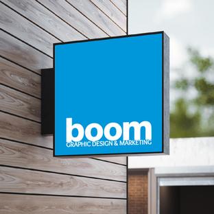 Boom Graphic Design & Marketing, Bracknell, Berkshire