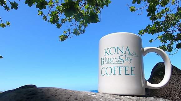 Kona Blue Sky Coffee Mug