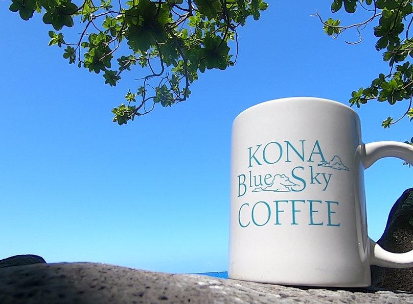 Kona Blue Sky Coffee Mug
