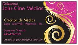 Jalucine_Médias
