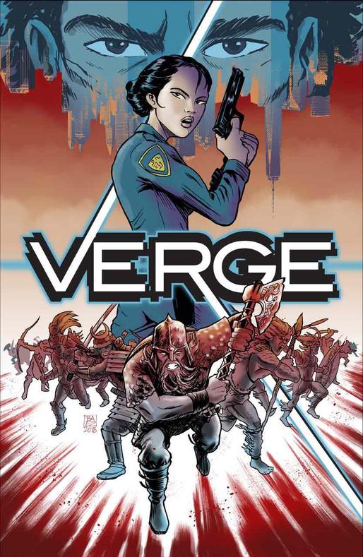 'Verge' - Graphic novel