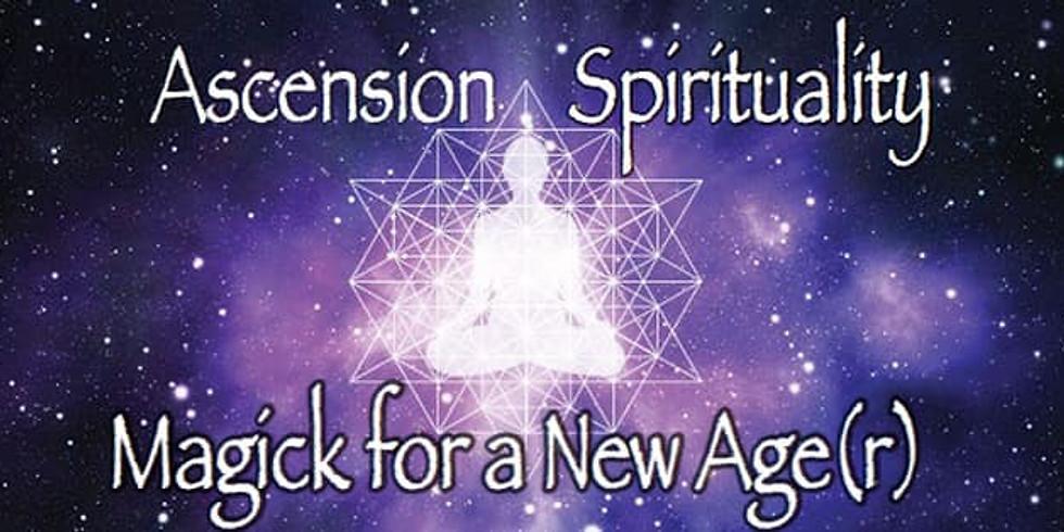 Ascension Spirituality-Magick