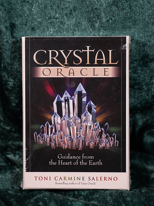 Crystal Oracle, Guidance from the Heart of the Earth
