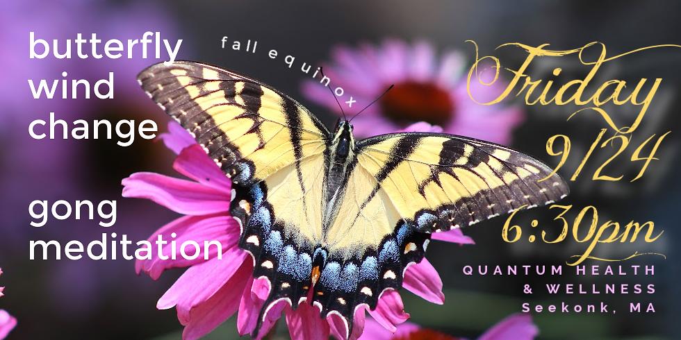 Butterfly - Fall Equinox