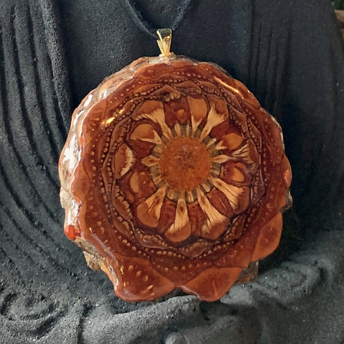 Pineal Cone Pendant