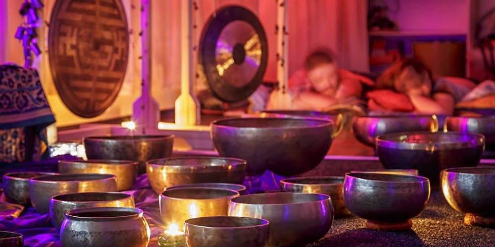 Gong & Singing Bowl Sound Bath