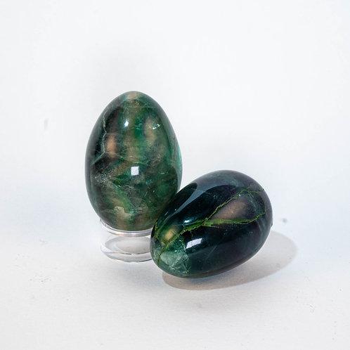 Fluorite Eggs