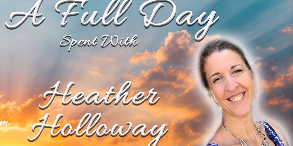 A Full Day with Heather Holloway