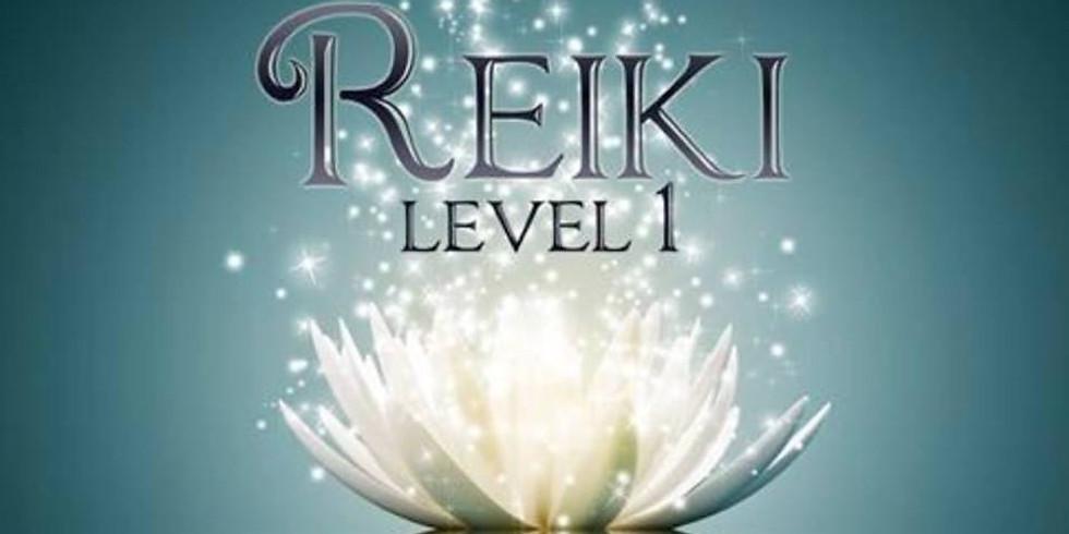 Usui Reiki Level I Training