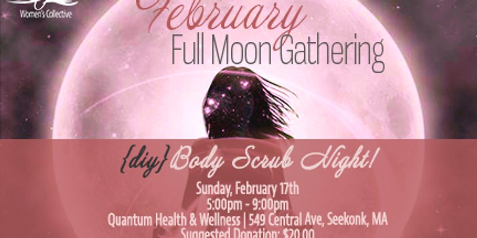 Wildfire February Full Moon Gathering