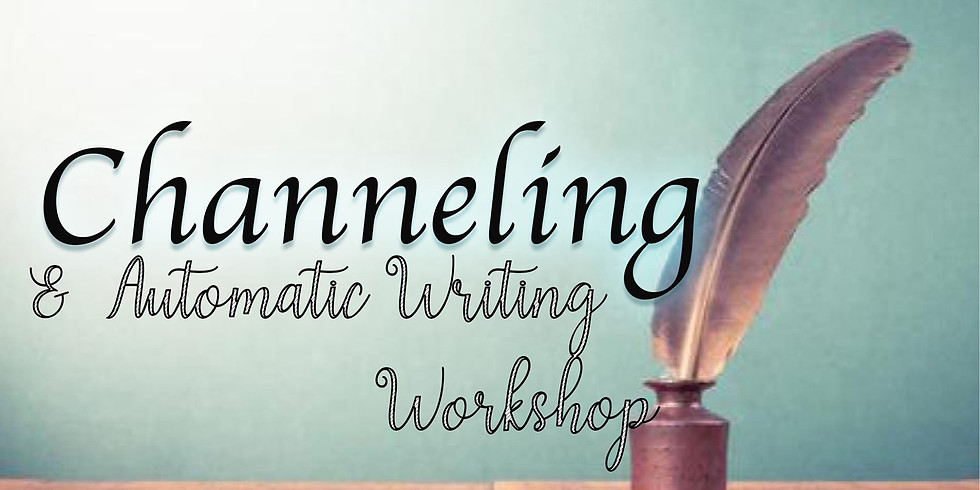 Channeling & Automatic Writing Workshop with Myra Astorga (1)