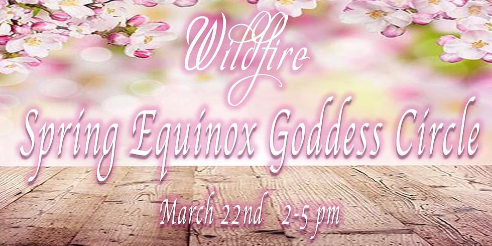 Spring Equinox Goddess Circle