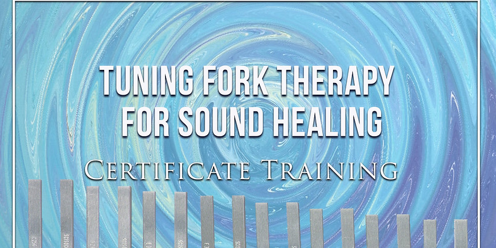 Tuning Fork Therapy for Sound Healing Certificate Class (1)