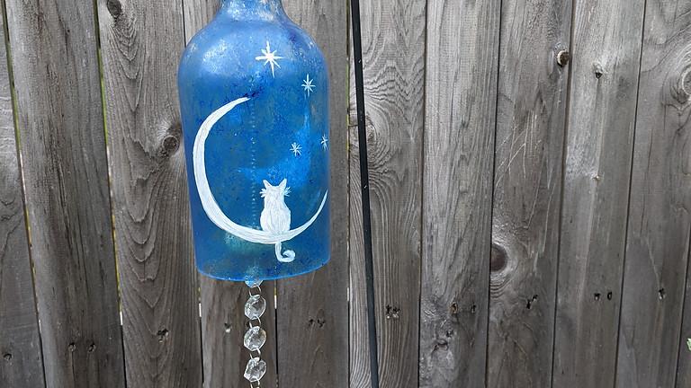 Paint Night - Wine Bottle Wind Chimes