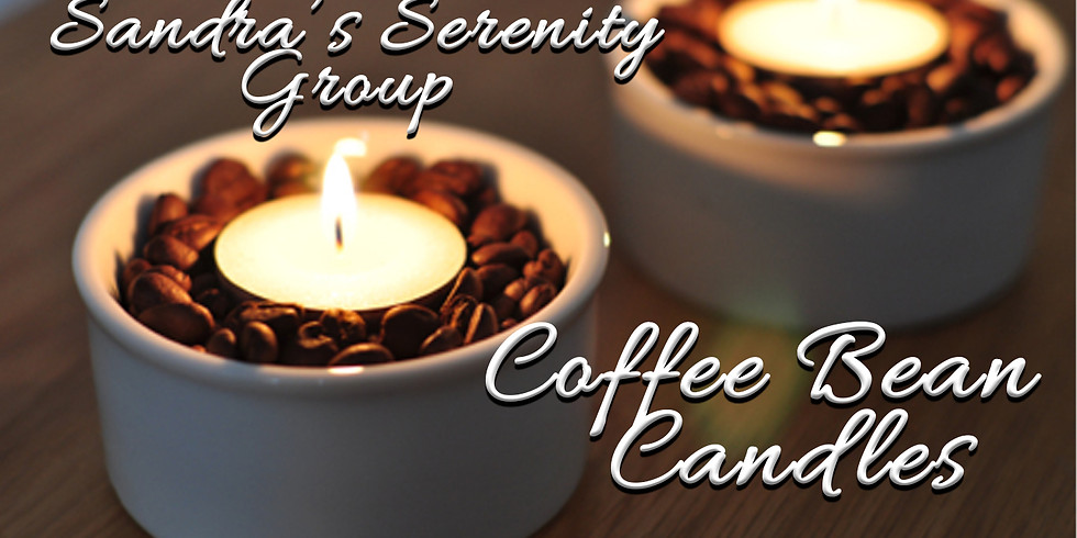 DIY Coffee Bean Candles