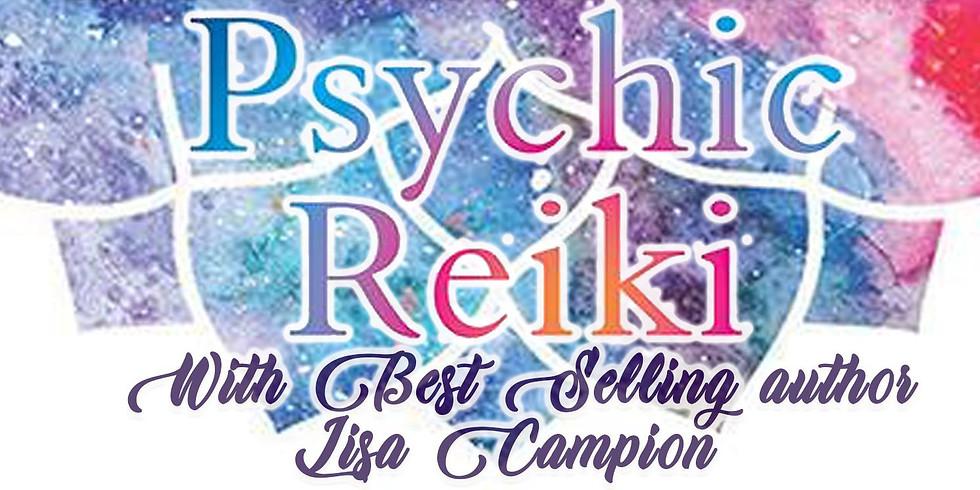 Psychic Reiki Level 1 with Lisa Campion