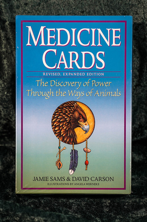 Medicine Cards, Revised Expanded Edition