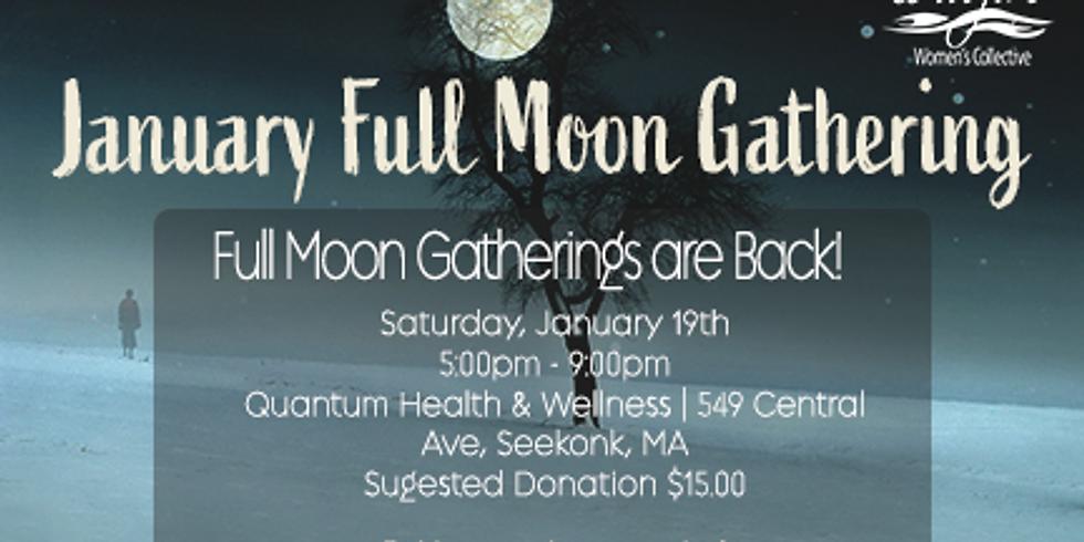Wildfire January Full Moon Gathering