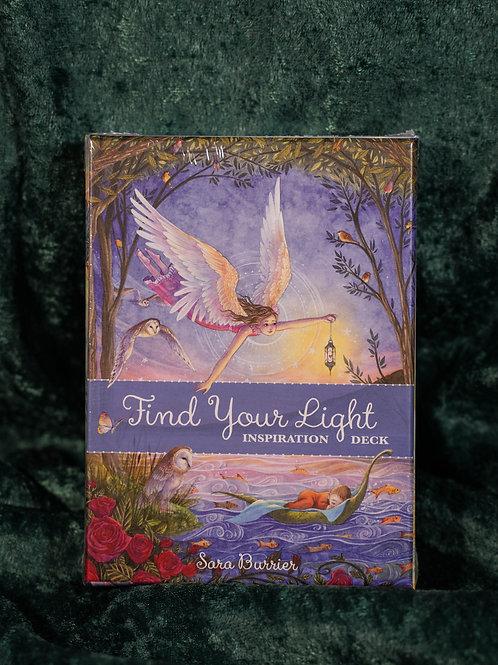 Find Your Light Inspirattion Deck