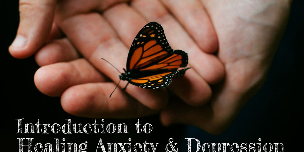 Introduction to healing Depression/Anxiety