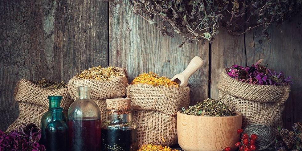 Creating A Natural Medicine Cabinet