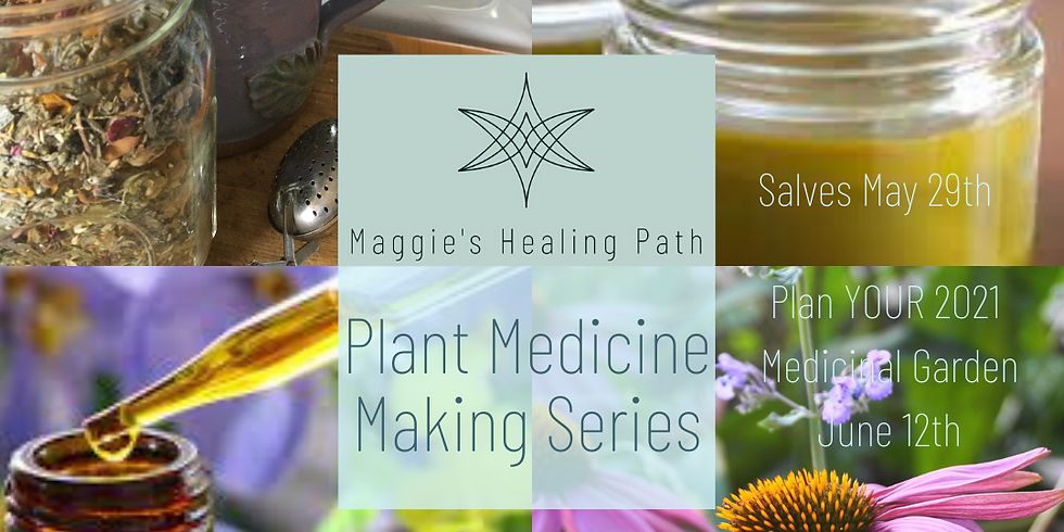 Planning YOUR Medicinal Herb Garden