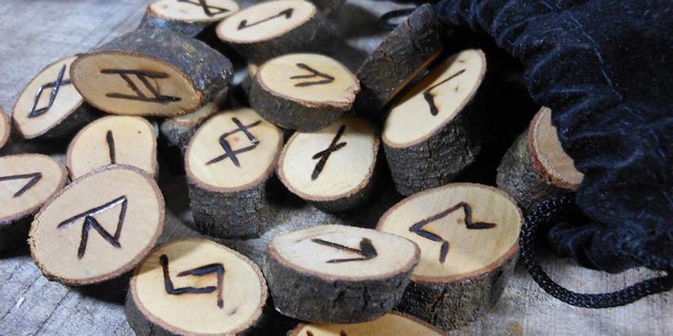 Rune Casting Workshop